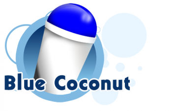 Coconut ( Blue)